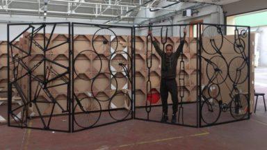 """Une exposition retrace """"150 ans de vélo à Bruxelles"""""""