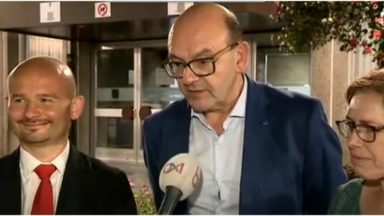 Communales 2018 : Joël Riguelle (cdH) reconduit à la tête de Berchem-Sainte-Agathe