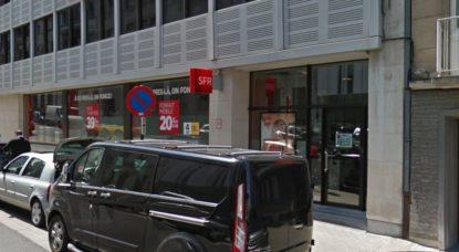 Boutique SFR - Bruxelles