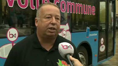 Communales 2018 : le bus BX1 fait halte à Ganshoren