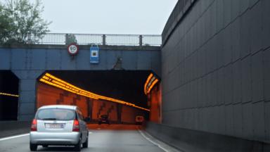 La fermeture temporaire du tunnel des Quatre bras de Tervuren engendre 4 km de files