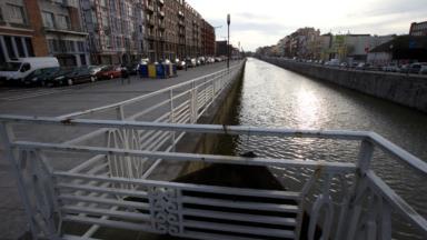 Le corps repêché dans le canal à Molenbeek a pu être identifié