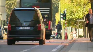 """Des """"mailles apaisées"""" pour améliorer la mobilité dans les quartiers bruxellois"""