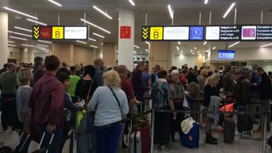 """Grève du zèle : la police de Brussels Airport mène des actions de """"contrôles pointilleux"""" ce vendredi"""