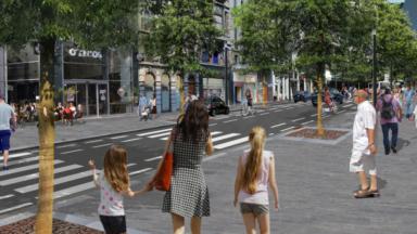 Trois ans après, le projet de réaménagement du boulevard Adolphe Max à l'enquête publique