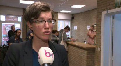 Catherine Moureaux Molenbeek - Interview BX1