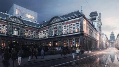 Conservatoire royal de Bruxelles : les études sur la restauration vont commencer
