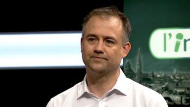 Dirk De Block (PTB) est l'invité de L'interview, ce mardi