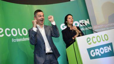 Ecolo devient le premier parti à Bruxelles, Maingain (DéFi) récupère sa 1ere place (infographie)