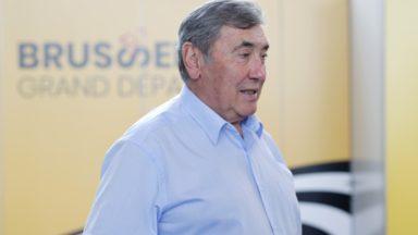 """Eddy Merckx sera à Bruxelles pour le départ du Tour de France 2019 : """"Le plus bel hommage du Tour"""""""