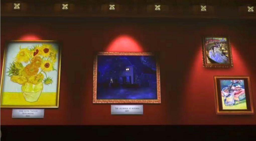 Exposition Vincent Van Gogh - Bourse de Bruxelles