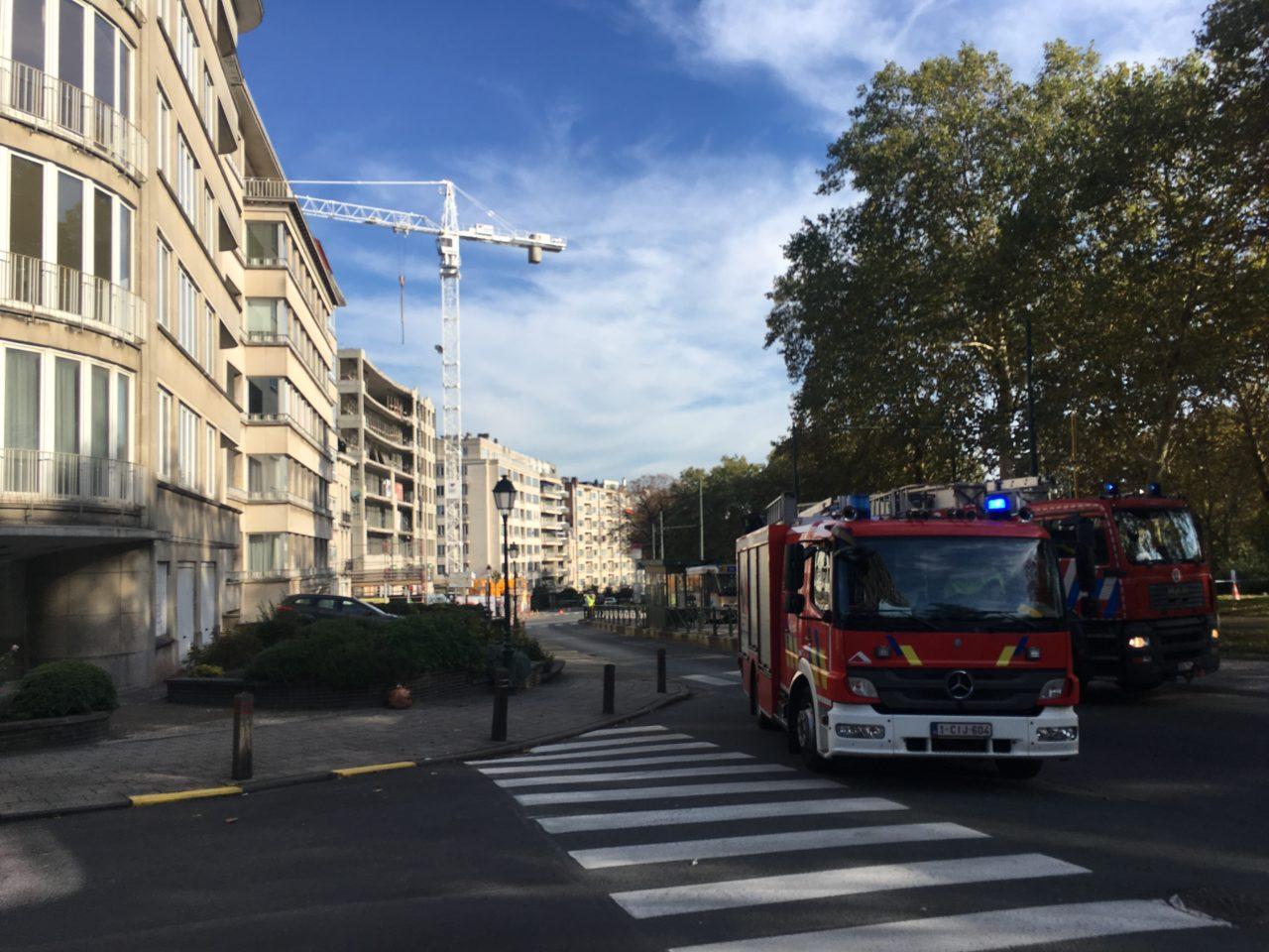 Immeuble à démolir - Avenue de Tervueren - Woluwe-Saint-Pierre