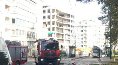 Immeuble à démolir V2 - Avenue de Tervueren - Woluwe-Saint-Pierre
