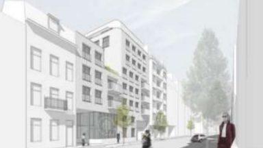 Ixelles : 18 logements publics bientôt créés sur la chaussée de Waterloo