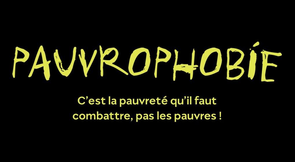 Logo - Pauvrophobie