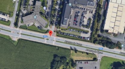 Neder-Over-Heembeek - Avenue de Tyras - Google Maps