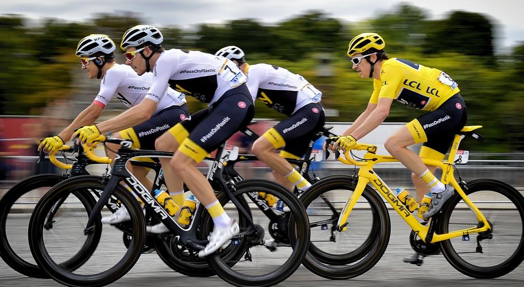 Tour De France 2019 Découvrez Nos Cartes Interactives Des 1re Et