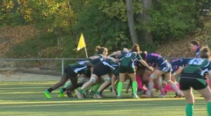 Rugby - Boitsfort Ladies - Kituro