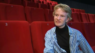 """Portrait du jeune Bruxellois, Victor Polster, récompensé à Cannes pour son rôle dans """"Girl"""""""
