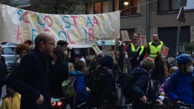 A Anderlecht, les parents réclament une rue scolaire aux abords des écoles pour plus de sécurité