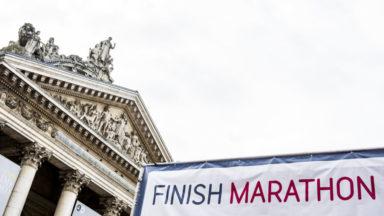 Le Kenyan Laban Cheruiyot gagne le marathon de Bruxelles