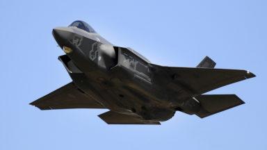 Le gouvernement a choisi le F-35 américain pour succéder au F-16