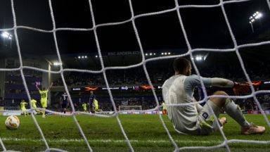 Anderlecht battu 0-2 par le Dinamo Zagreb et dernier de son groupe