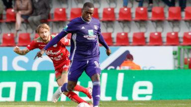 Anderlecht retrouve le chemin du succès en s'imposant à Zulte-Waregem