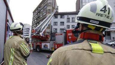 """Cécile Jodogne réclame une concertation """"rapide"""" entre la police et les pompiers suite aux violences du Nouvel an"""