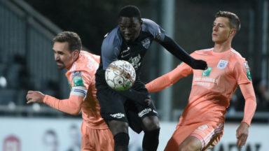 Anderlecht s'incline devant Eupen