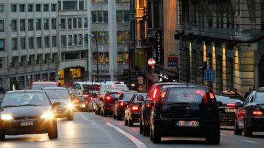 Des embarras de circulation attendus à Bruxelles de mercredi à vendredi