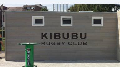 Nouvelles infrastructures pour le Kibubu Rugby Club à Woluwe-Saint-Pierre