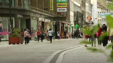 Jusqu'à 1.500 infractions par jour sur le piétonnier de la chaussée d'Ixelles
