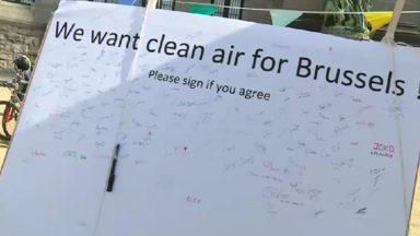 Premier festival consacré à la qualité de l'air à Bruxelles