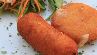 """""""eat! BRUSSELS, drink! BORDEAUX"""" invite l'élection de la meilleure croquette aux crevettes"""