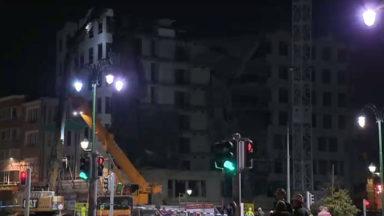 Le numéro 300 de l'avenue de Tervueren a été démoli