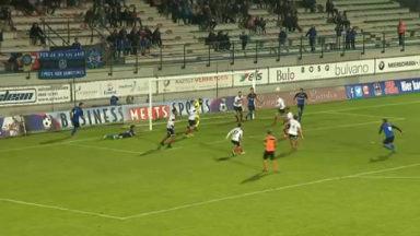 Le RWDM s'impose 0-1 face à Dender