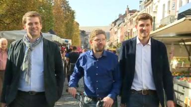 Communales 2018 : une coalition Ecolo-MR-cdH à Forest avec Stéphane Roberti comme bourgmestre