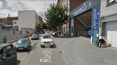 Anderlecht: opération répressive à Heyvaert