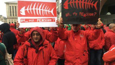 Une manifestation pour (encore) s'opposer à la réforme des pensions
