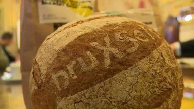 Découvrez le BruXSels, le premier pain bruxellois à la drêche de bière