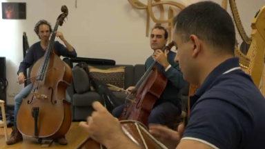 Le duoturco-arménien Vardan Hovanissian & Emre Gültekin rend hommage à la petite Mawda