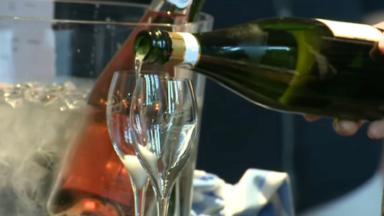 Ça pétille à Tour et Taxis pour le premier salon du Champagne !