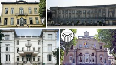 Visitez le Bruxelles néoclassique le temps d'un week-end
