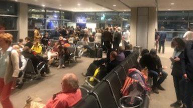 140 passagers de Brussels Airlines bloqués à Tel Aviv en raison d'un problème technique
