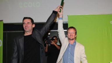 Jean-Marc Nollet succède à Patrick Dupriez à la co-présidence d'Ecolo avec 93% des voix