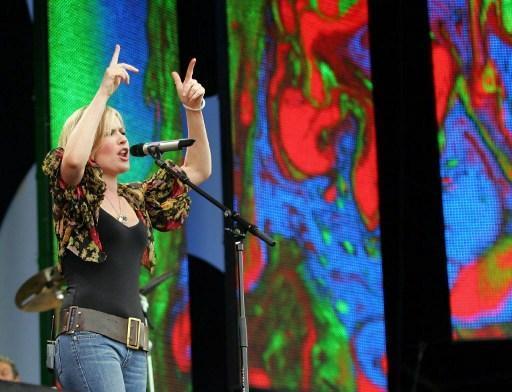 TÊTU   La chanteuse Dido fait son grand retour après cinq ans d'absence