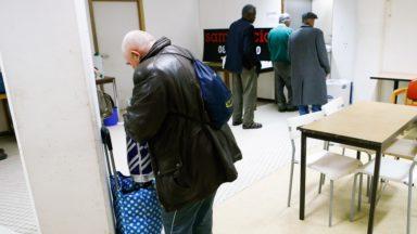 Le Plan hiver est activé en Région bruxelloise : le Samusocial et les chauffoirs ouvrent leurs portes