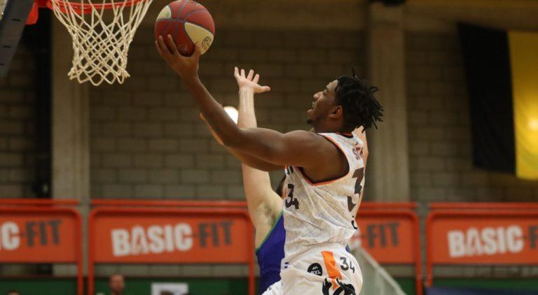 Brussels Basket - Christopher Smith - Belga Virginie Lefour