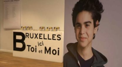 Bruxelles Ici Toi et Moi - Exposition CCLJ